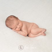 matthew's newborn photography session