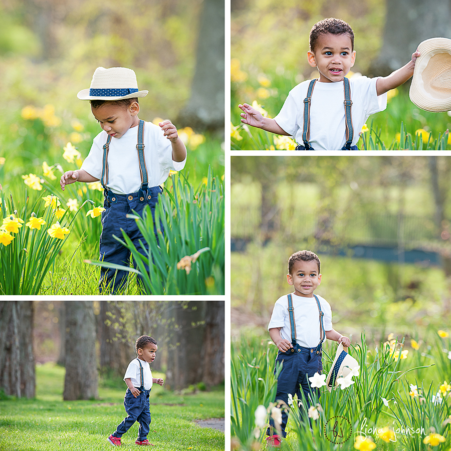 spring photo session