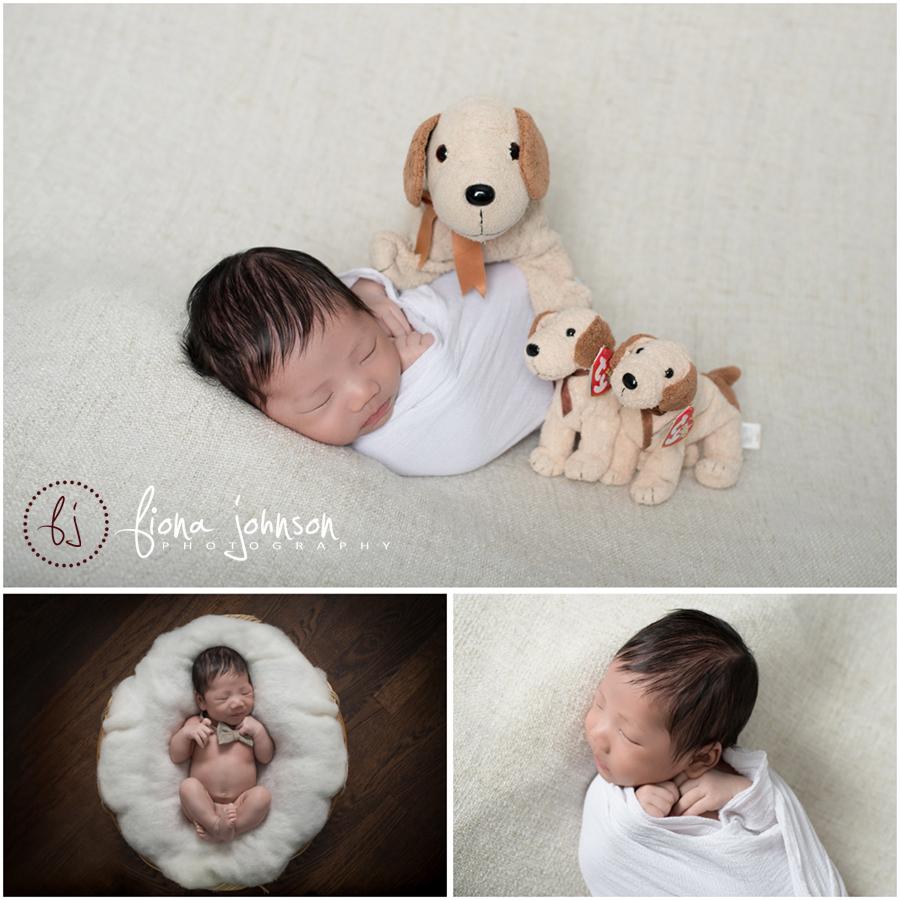 petite newborn session