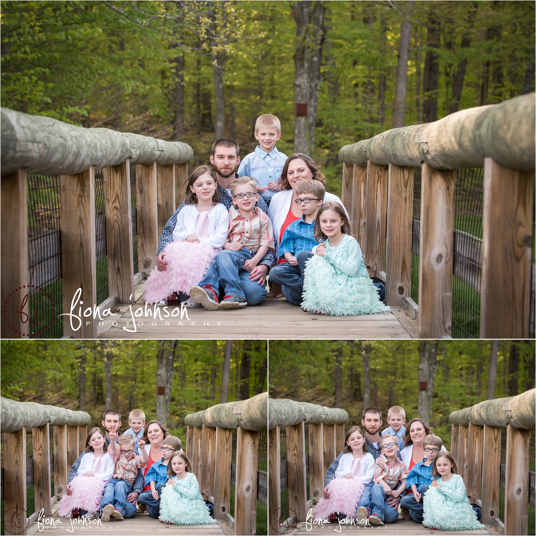 ct family photographer quadruplets