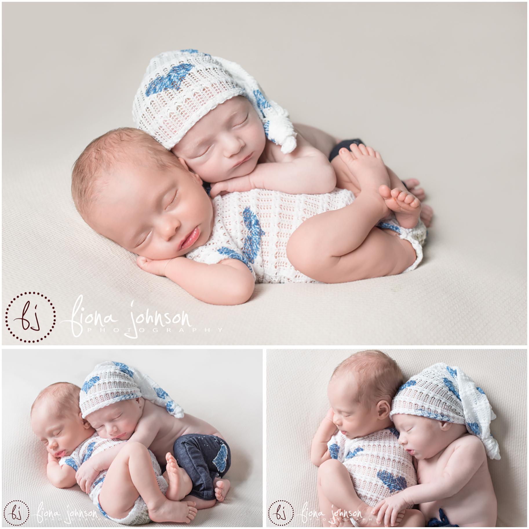 ct newborn twin photographer