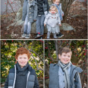 ct family tree farm photo session