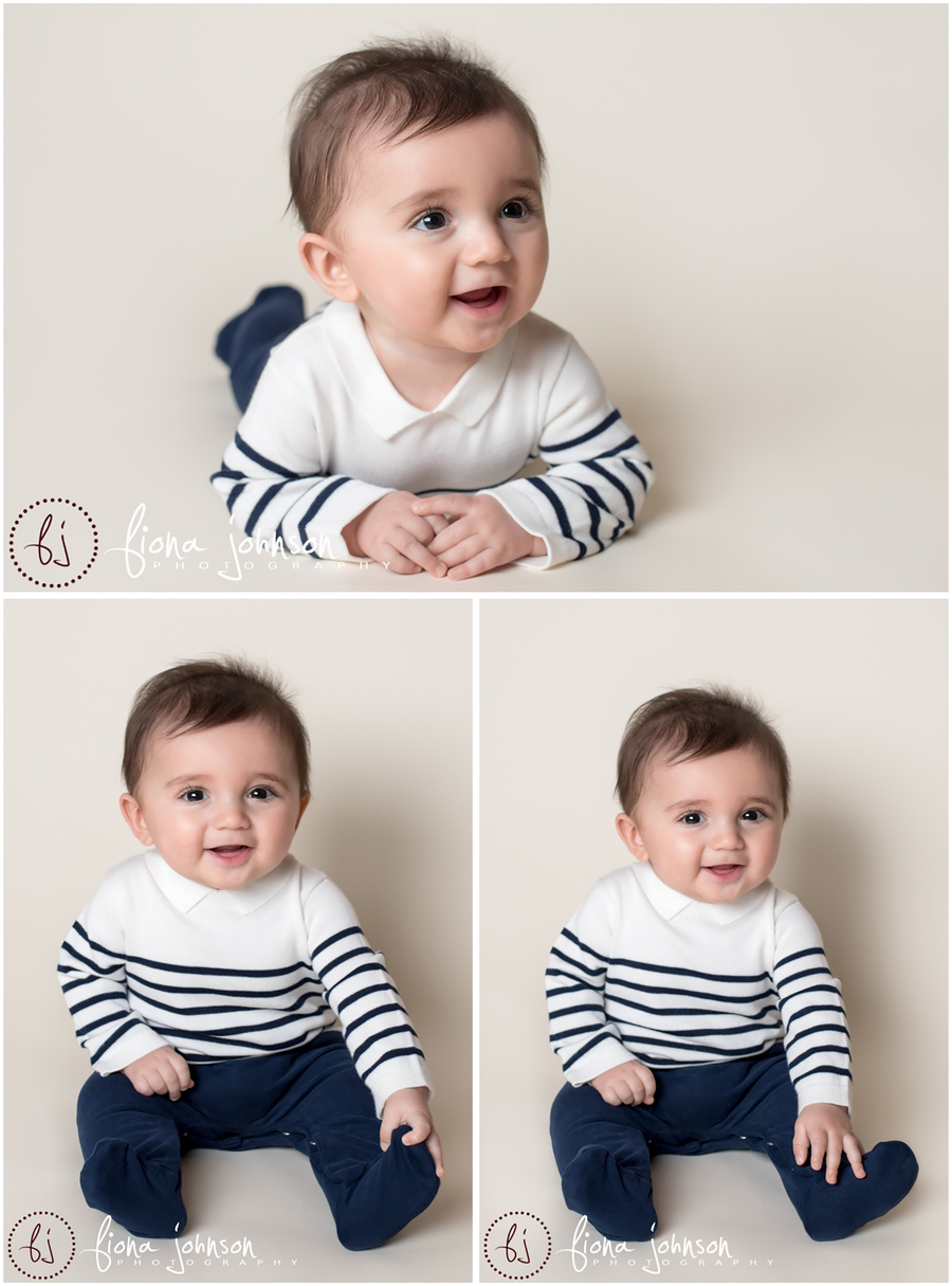 baby milestones session