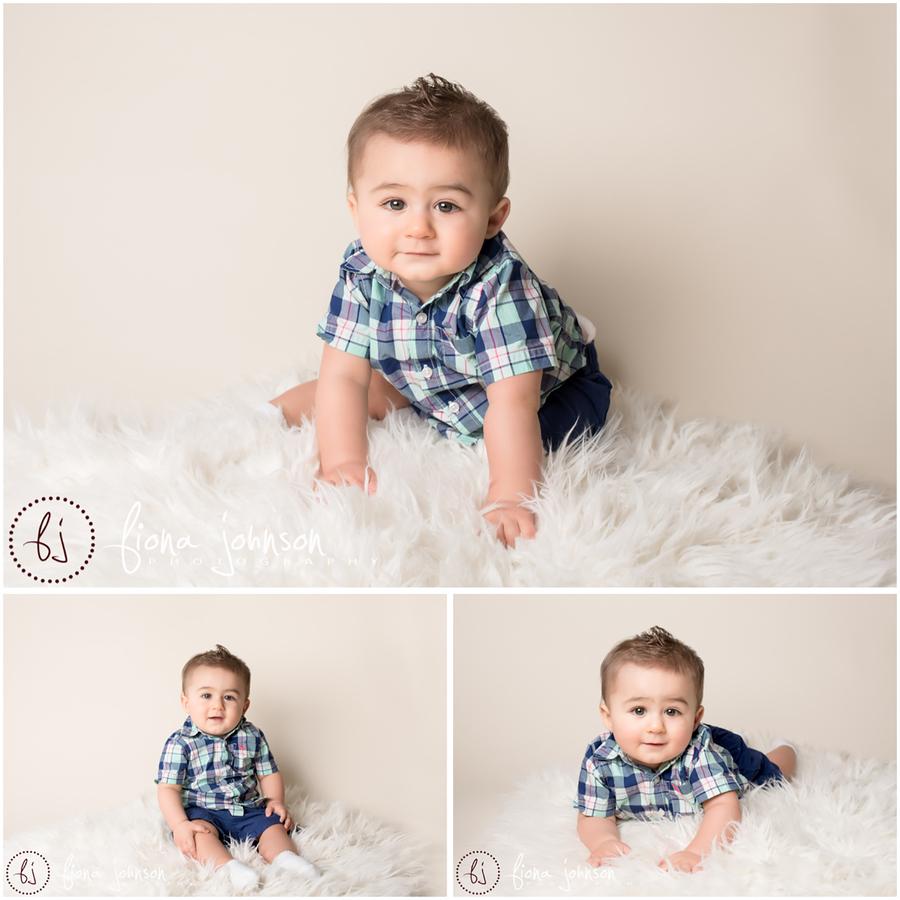 baby milestones photographer