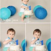 ct 1st birthday photograpy