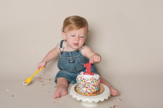 ct cake smash photographer