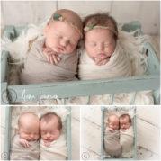 ct twin newborn photographer