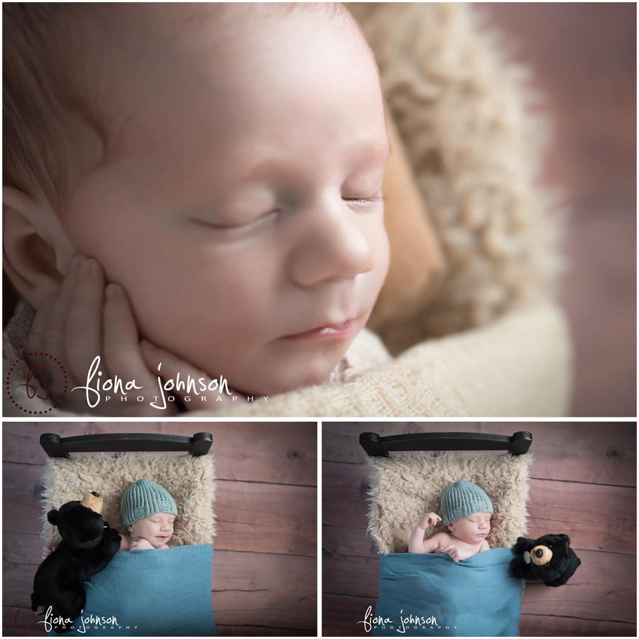 in-home newborn photographer